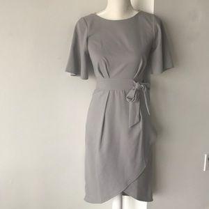 ASOS Gray / Silver Dress - Like New!